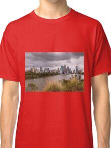 Brisbane from Kangaroo Point Cliffs Classic T-Shirt