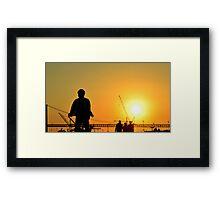 Tagus #4 Framed Print