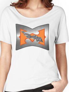 Battle Armor He-Man (DAMAGE version) Women's Relaxed Fit T-Shirt