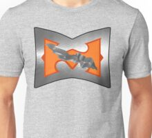 Battle Armor He-Man (DAMAGE version) Unisex T-Shirt