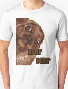 HERP DERP - With Glow T-Shirt