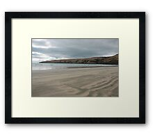Okains Bay, NZ Framed Print