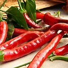 Red Hot Chili Peppas by LadyEloise