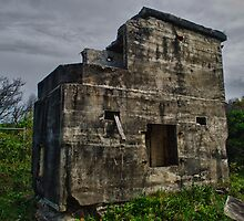 Fort Bribie by JimMcleod