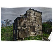 Fort Bribie Poster