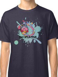 Kirby Paint Classic T-Shirt