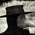 Plague Mask by Andrea Maréchal