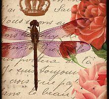 Dragonfly 1 by Norella Angelique