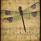 Dragonfly 2 by CalicoCollage