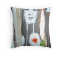 bonded by raven 11 Throw Pillow