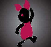Piglet by JohnRex