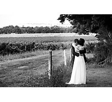 Narelle & Bryce Hill  Photographic Print
