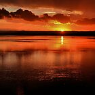 Sunburnt Sunset by Robyn Forbes