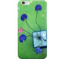 Young Water Lillies iPhone Case/Skin