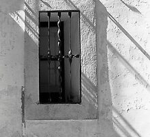 Window in Shadows by James2001