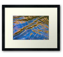 Water 2 Framed Print