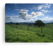 """Living the Dream"" ∞ Mount Barney, QLD - Australia Canvas Print"