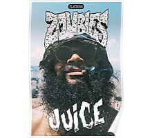 Zombie Juice Poster Poster