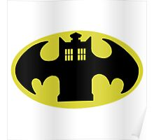 Police Batman Poster