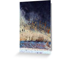 spark to flame Greeting Card