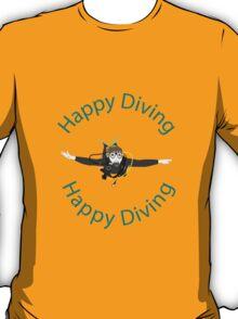 Happy Diving T-Shirt