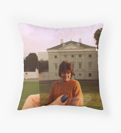 15/10/1992 - Day before my twin and i were born 2 months premature  Throw Pillow