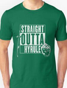 Zelda - Straight Outta Hyrule T-Shirt
