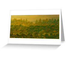 New England Pastorale 2 Greeting Card