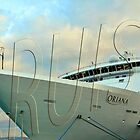 P&amp;O Cruise ship Oriana, Civitavecchia, Italy by buttonpresser