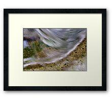 The Boulders 2 Framed Print