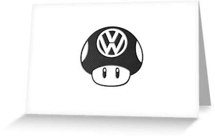 VW 1up black/CF by Benjamin Whealing