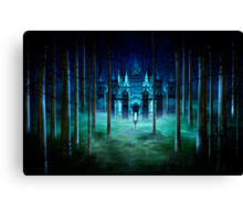 Secret Castle Canvas Print