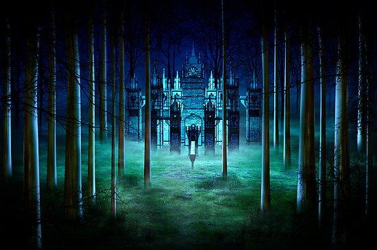 Secret Castle by Svetlana Sewell