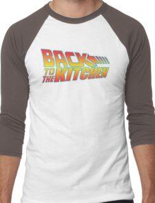 BACK TO THE KITCHEN!!! Men's Baseball ¾ T-Shirt