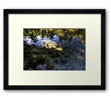 The Boulders 12 Framed Print