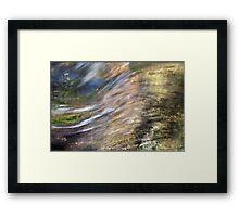 The Boulders 10 Framed Print