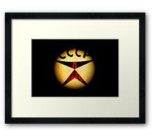 LOMO - CCCP Framed Print
