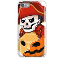 Halloween Phantom iPhone Case/Skin