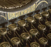 U for Underwood by Javimage