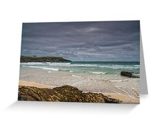 Lewis: Port Ness Bay Greeting Card