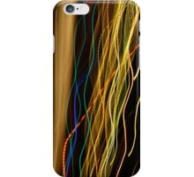 Laser Light iPhone Case/Skin