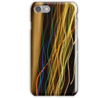 Laser Light iPhone Case/Skin