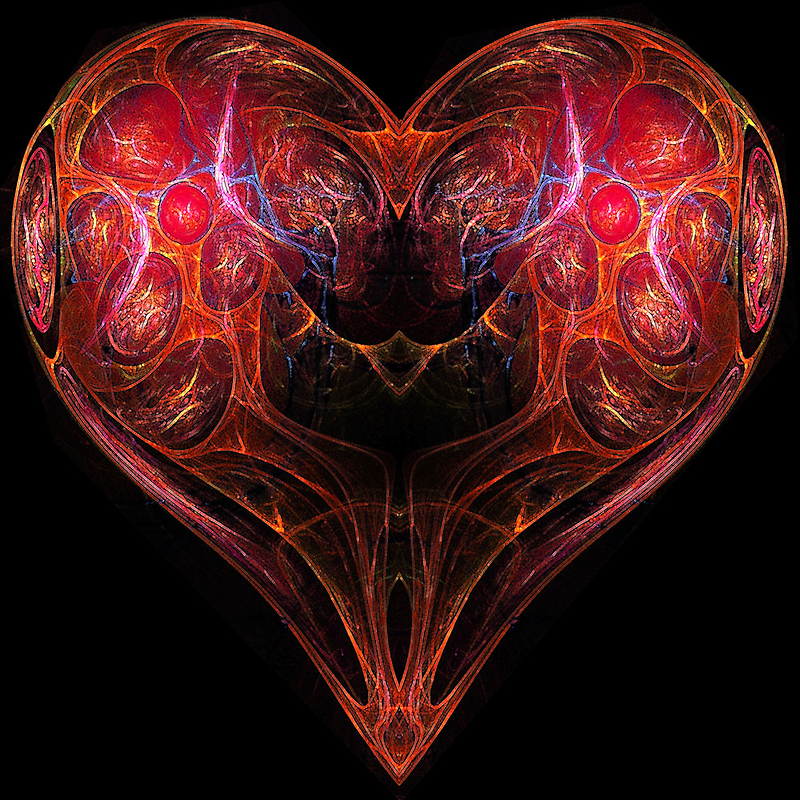 Heart by Benedikt Amrhein