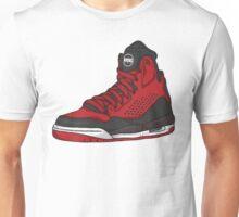 Shoes Flight Red (Kicks) Unisex T-Shirt