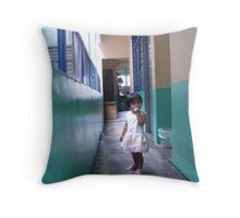 Lonely Kid - Andrew Throw Pillow