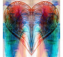 Heart (Variation) Photographic Print