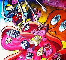 VISION OF VICES by Tammera