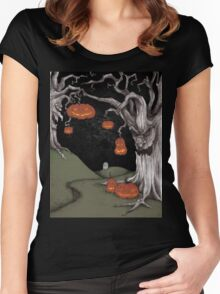 Wicked Forest Women's Fitted Scoop T-Shirt