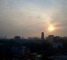 Night's sky - Harna by EveryoneHasHope
