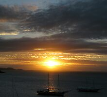 South American Sunset by IslandImages